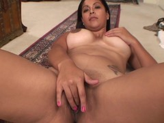 Mr Large Latin MILF Veronica Undresses