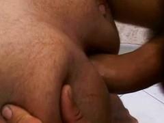 Abandoned Latino bareback anal fuck