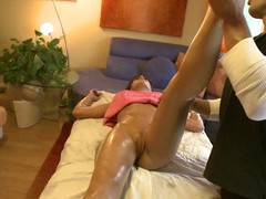 Usual massage opportunity suddenly flexuosities in a hardcore fucking opportunity