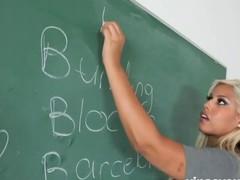 Pornstar Bridgette B Does Anal - VinceVouyer