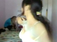ENF - Indian ecumenical nude at the end of one's tether brother infront of her boyfriend