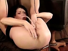 Prexy Face Squirting!