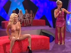 CMNF TV Undress Show
