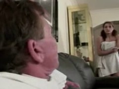 Daddy caught sniffing daughter&,#039,s allies pants