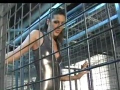 Perverted hotties in the cages