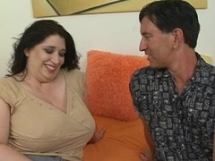 Tramp fingers and fucks luscious twat be advisable for one wicked corpulent woman