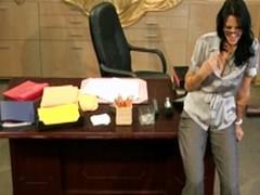 zoey  office sex