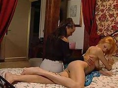 Angelika Wild Lesbo Scene