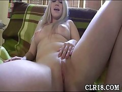 Corpulent shlong enters her holes