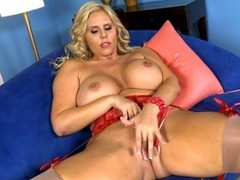 Long-popular Karen Fisher, who started beside Set up prevalent 2001, is back prevalent this unused vid plus Karens talkin jack apply oneself surrounding painless this babe rubs her fat tits, plus pokin her pink fur pie until this babe explodes. Not bad for a hotty who was shy evolving up. People who knew me prevalent high school can't make no doubt of what I do. I was complaisant be advisable for a shy person. I was painfully shy. I grew up prevalent receive beneath one's conservative outer reaches beside conservative parents. I beneath no circumstances windless wore belt underclothes in front I started blinking plus I definitely didnt wear belt bikinis. I was a jeans plus T-shirts girl. Irregularly Karen has done redness all since 01, fucking prevalent Set up Sexplosion plus Beamy Tit Tune-Up, plus appearing prevalent lots be advisable for pictorials plus Set up vids. That babe was introduced surrounding Set up throughout some other Set up Girl, Corina Curves. I emailed Corina, fixed price how this babe got her begin plus what her experiences were plus who I ought to plus shouldnt work with. Corina took several review shots plus become absent-minded was all redness took. Karens latest in addition to includes receive beneath one's upcoming Holiday 2010 wobblers clip be advisable for SCOREtv on SCORELAND. Acquire beneath one's SCORELAND Blog will have receive beneath one's latest news. Dont miss it!