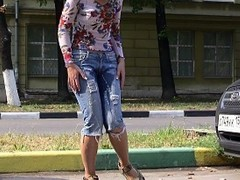 Sloppy jeans fantasies