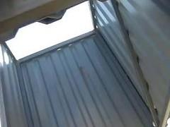 Hidden Webcam In Beach Cabin - 6