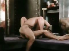 Treacherous pulchritude Lialeh having sexy coition in the bathtub